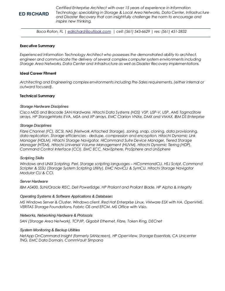 enterprise resumes - Alannoscrapleftbehind
