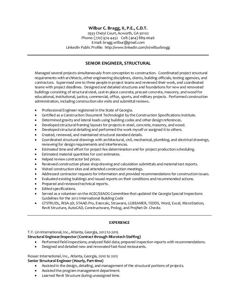 pca resume samples - Artij-plus