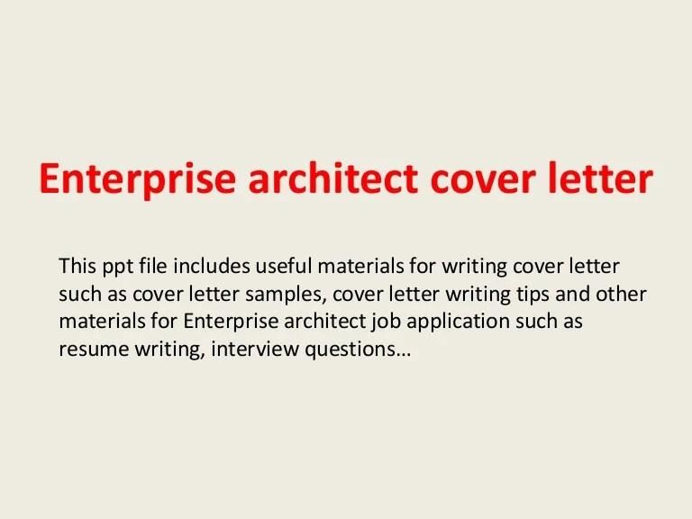 data architect cover letter - Eczasolinf - enterprise data architect sample resume