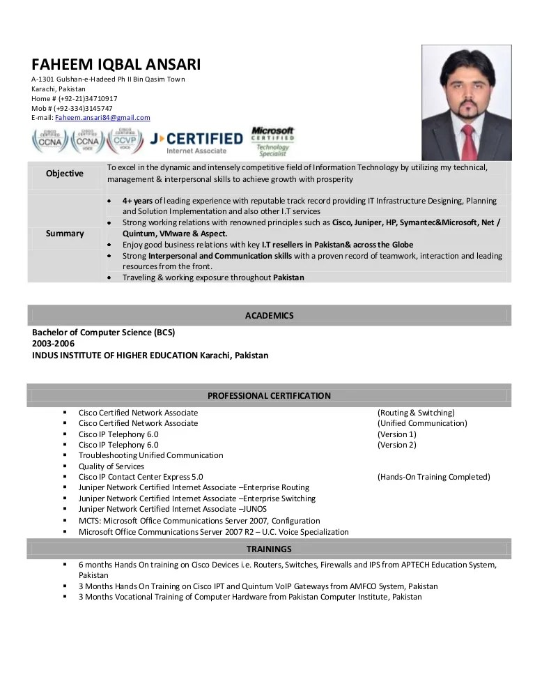cisco network engineer resume - Minimfagency - network specialist resume