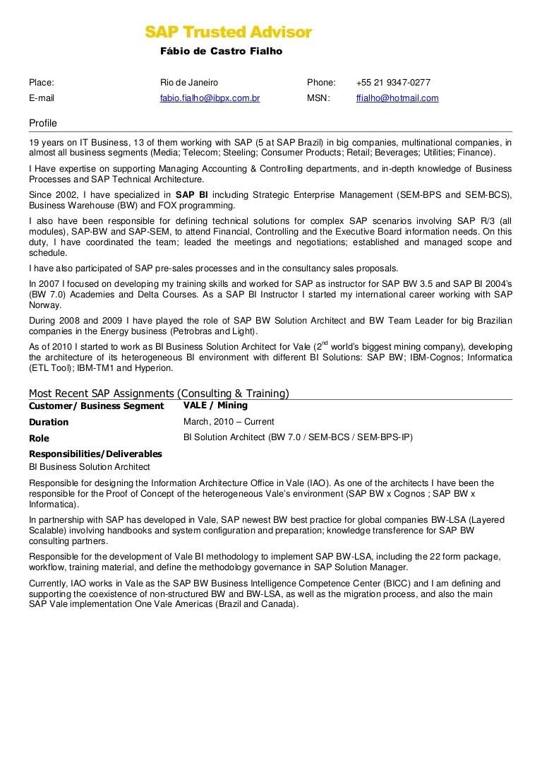 resume experience years