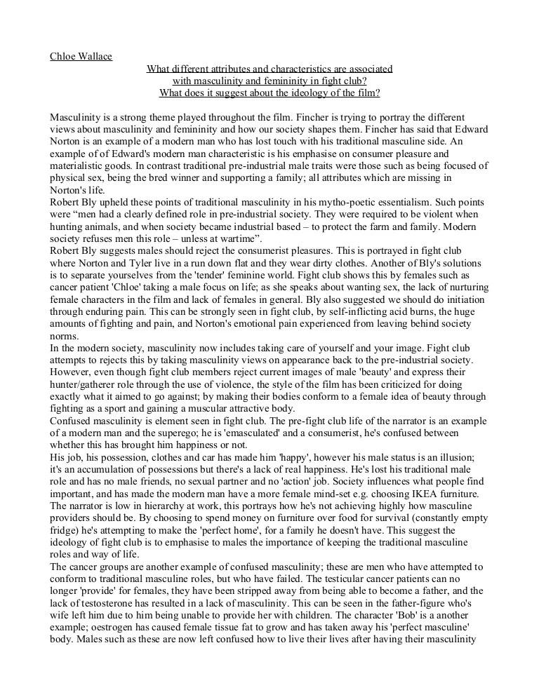 masculinity essay - Onwebioinnovate