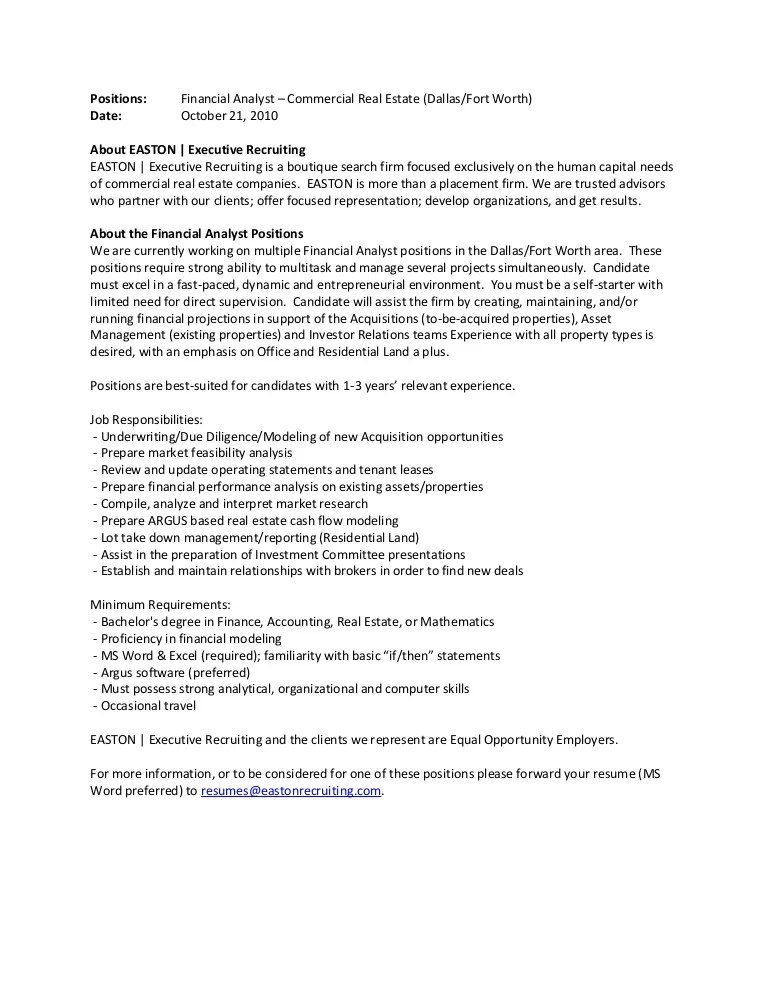 computer system analyst job description template data