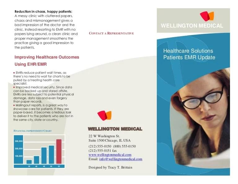 medical brochure ideas - Jolivibramusic - medical brochures templates