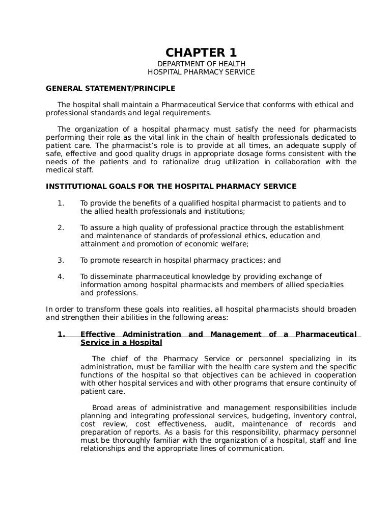 pharmacy clerk job description - Thevillas
