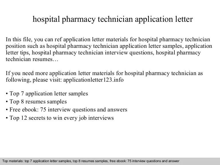 pharmacy technician cover letter examples - Maggilocustdesign - pharmacy aide sample resume