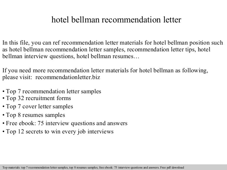 bellman objective resume examples