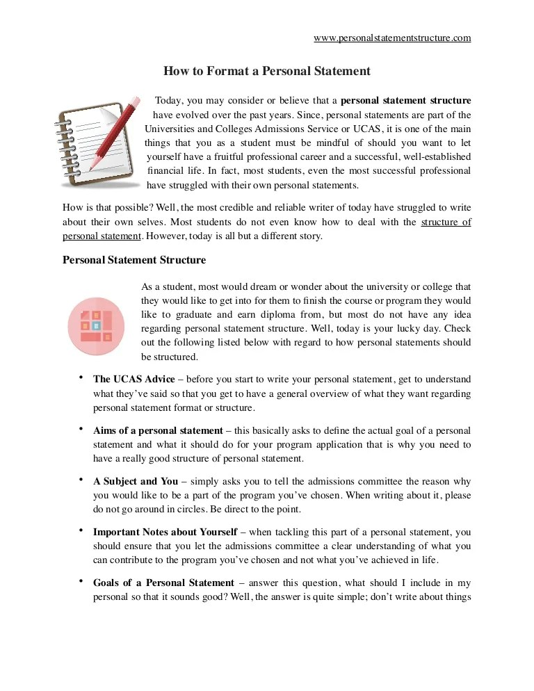 student personal statement examples - Intoanysearch