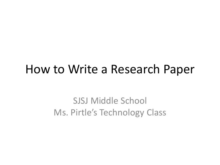 example of high school research paper - Yelomdigitalsite