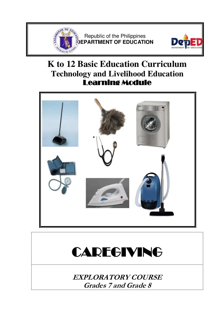 Definition Of Electrical Plan Auto Wiring Diagram K To 12 Caregiving Learning Modules