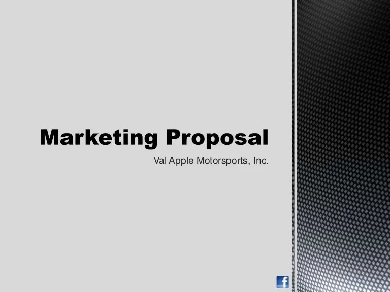 free racing sponsorship proposal template - Boatjeremyeaton