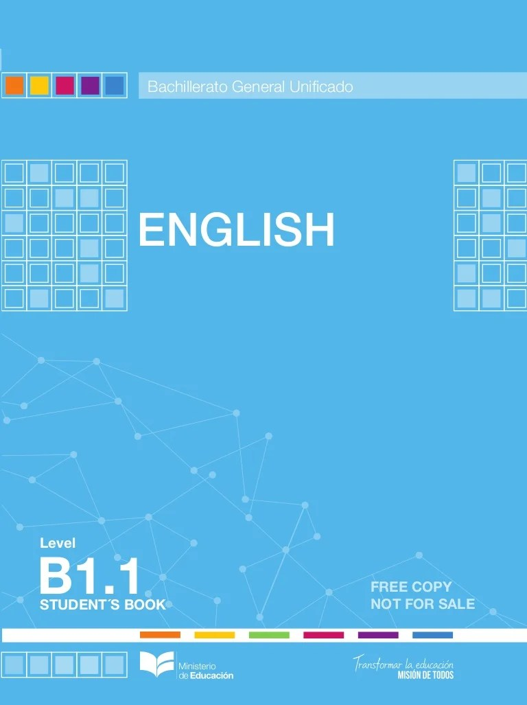 Libros Ingles Nivel Basico English Book 2 Student 2016 2017 Level 5 B1 1