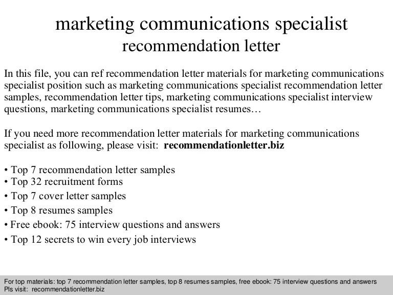 communications specialist resume - Alannoscrapleftbehind
