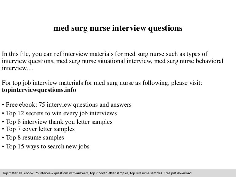 nursing interview thank you letter - Demireagdiffusion