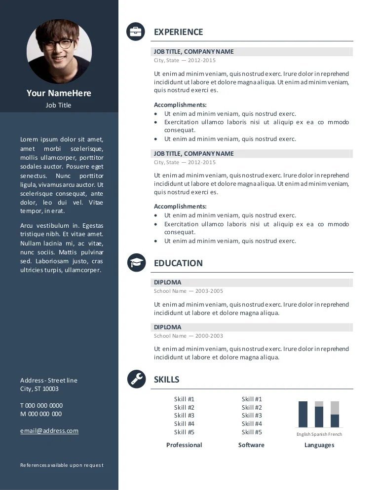 word document cv gratuit sport