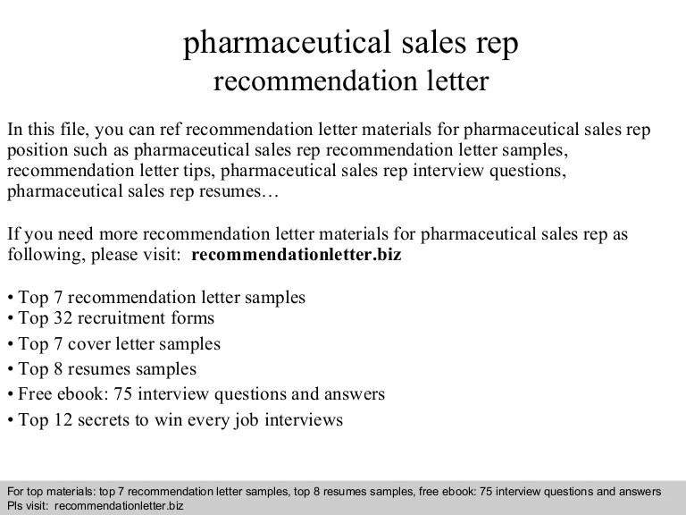 cover letter for pharmaceutical sales rep - Onwebioinnovate - pharmaceutical salesman job description