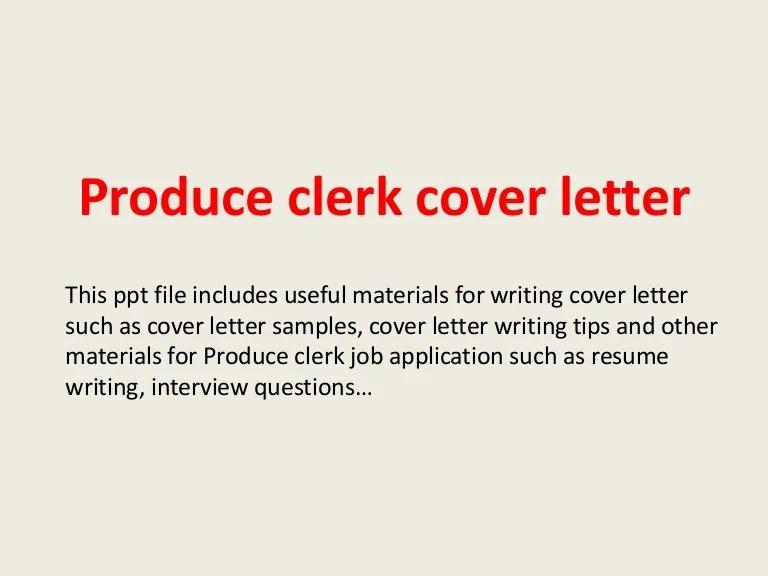 warehouse clerk cover letter - Onwebioinnovate - weather clerk sample resume