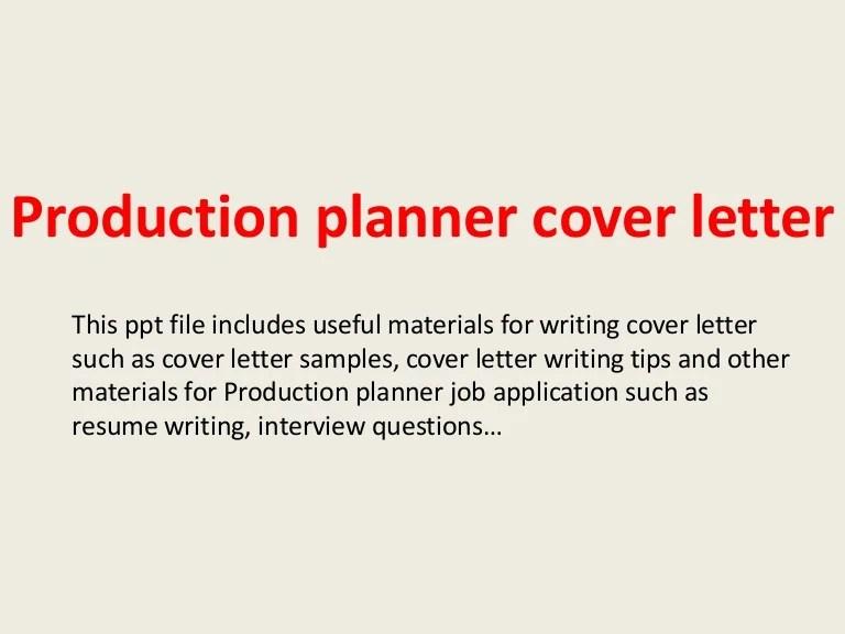 senior production planner resume senior production - Acurlunamedia