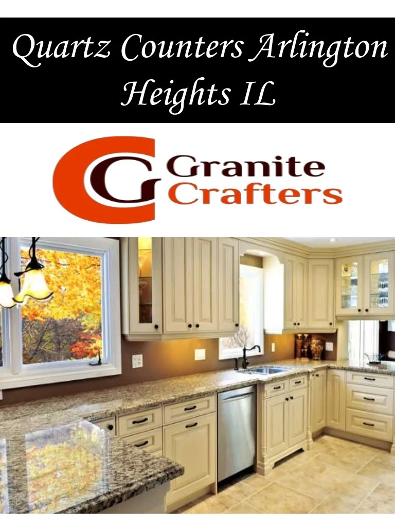 Quartz Counters Arlington Heights Il