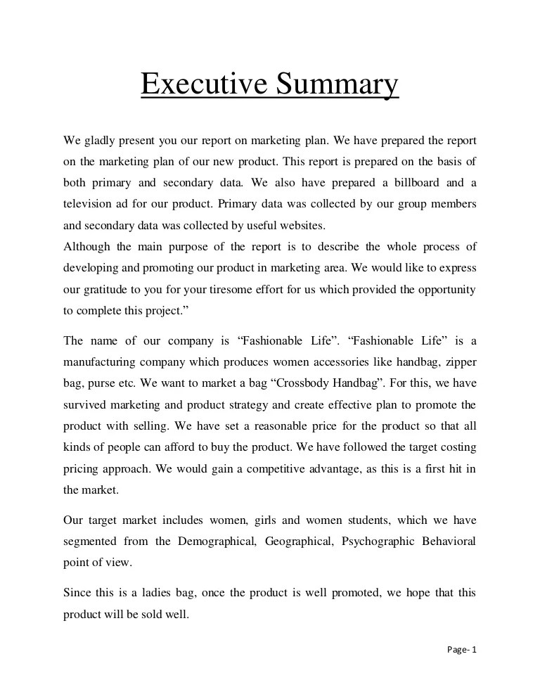 Executive Summary Resume Executive Director Resume Summary Sample   Sample  Executive Summary For Resume