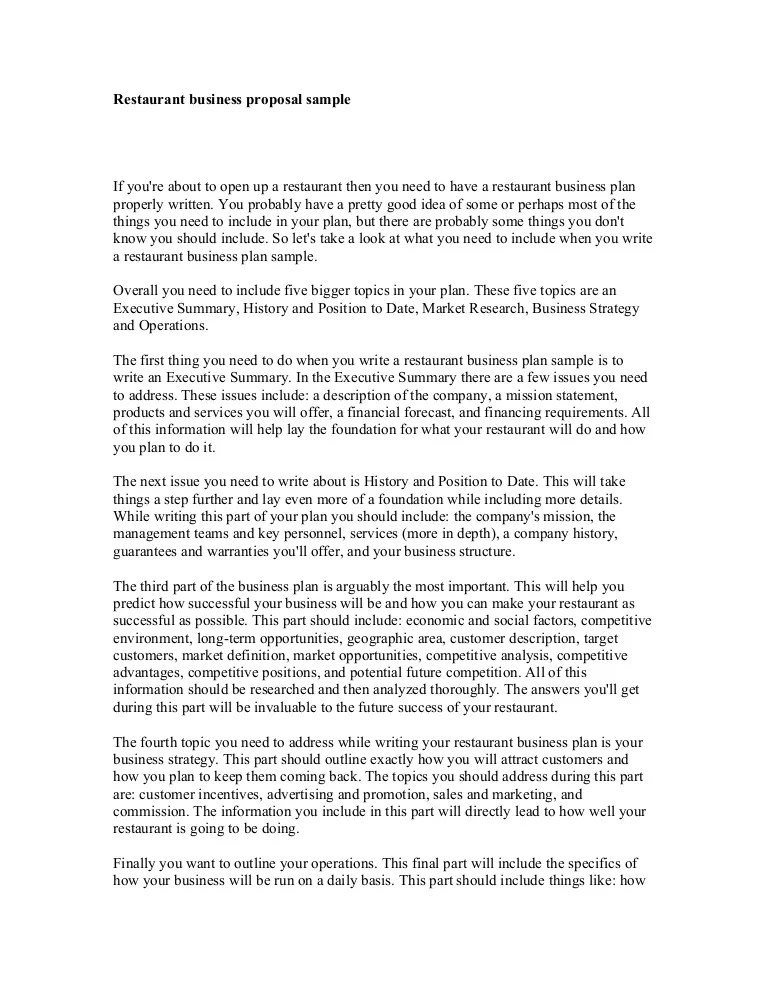 how to write an advertising proposal - Eczasolinf - advertising proposal template