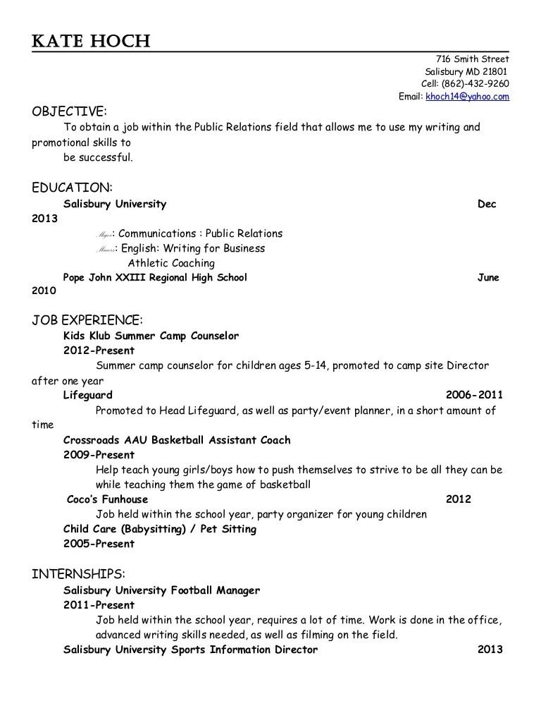lifeguard job description for resume - Narcopenantly