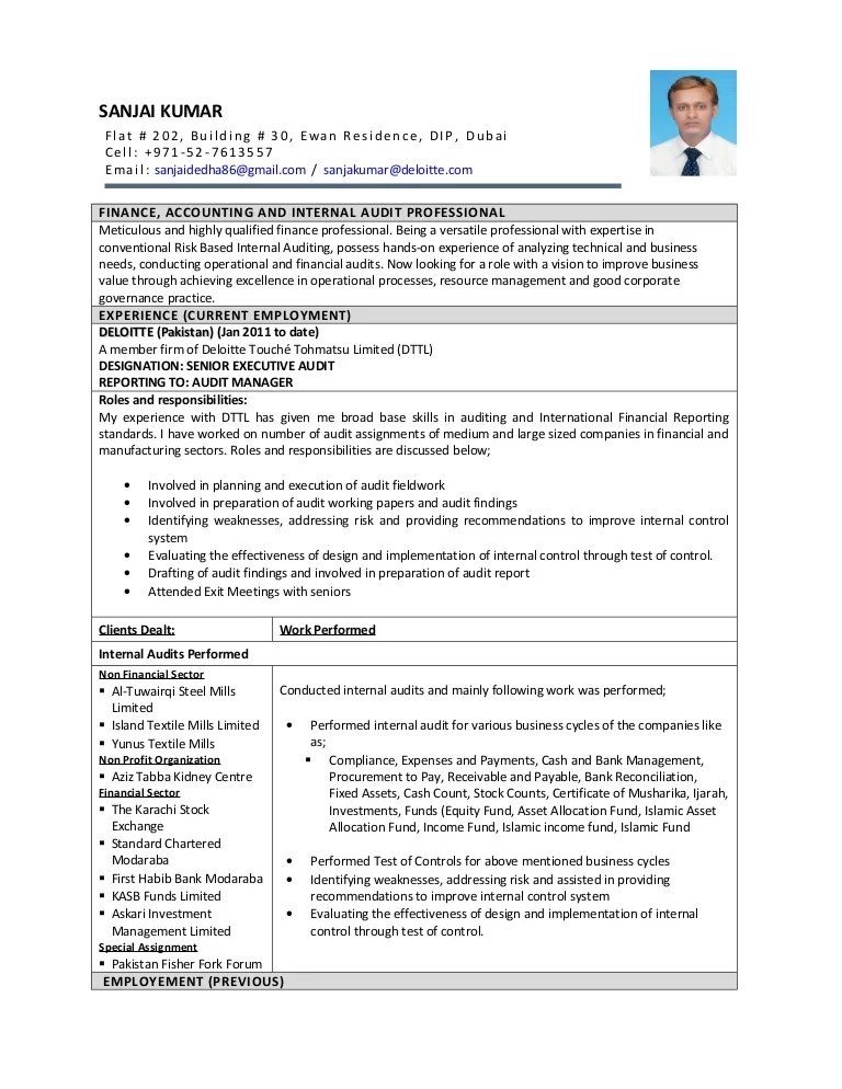 auditing resumes - Eczasolinf - Audit Associate Resume