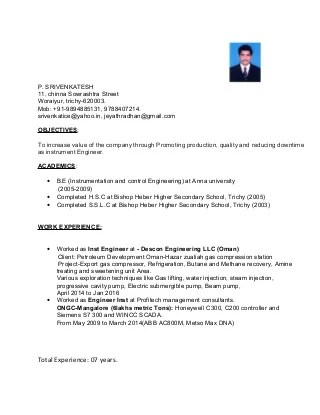 instrument engineer cover letter yard worker cover letter