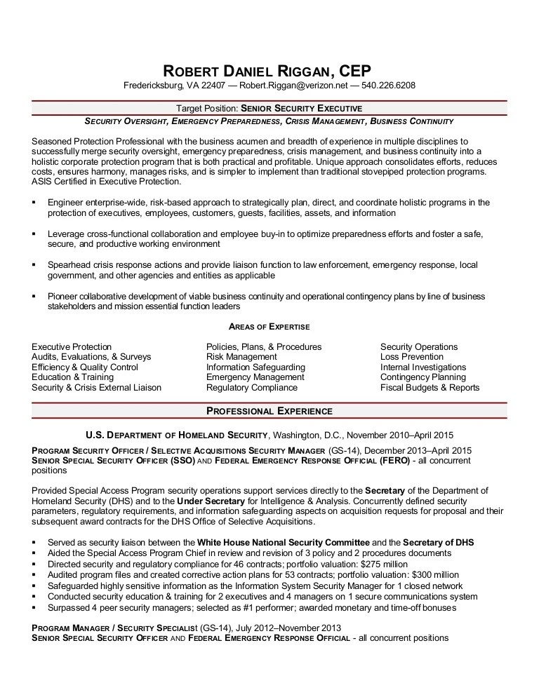 Free Business Letter Template » dhs resume template Business