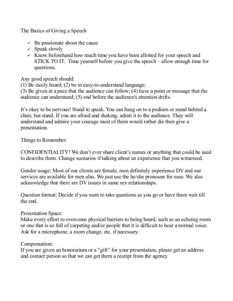 persuasive speech outline pdf - Josemulinohouse - speech format