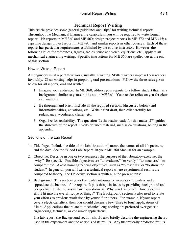 how to write a report in apa - Onwebioinnovate - report writing format template