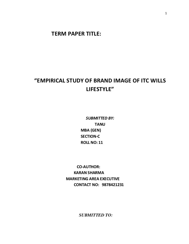 title page mla format research paper mersnproforum