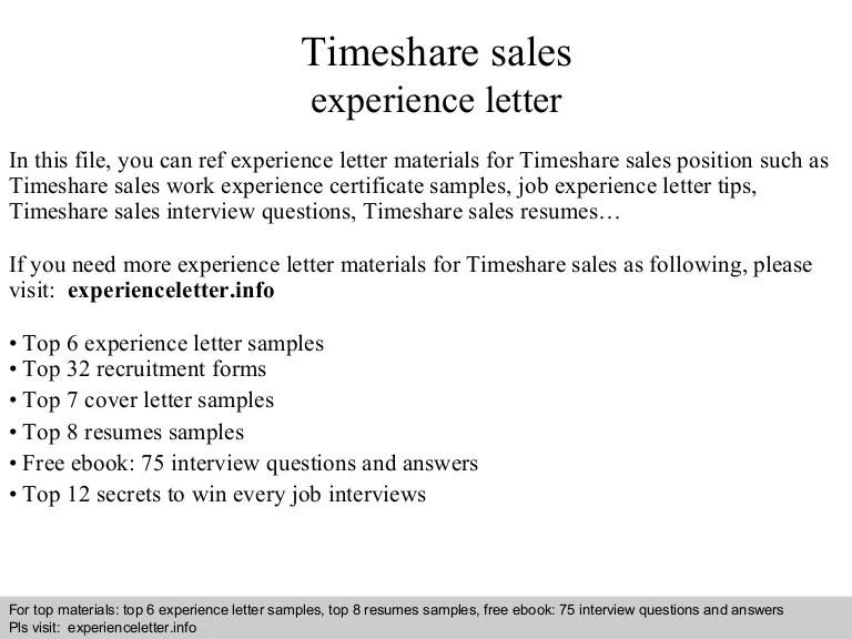 timeshare sales resume - Minimfagency - sales resumes