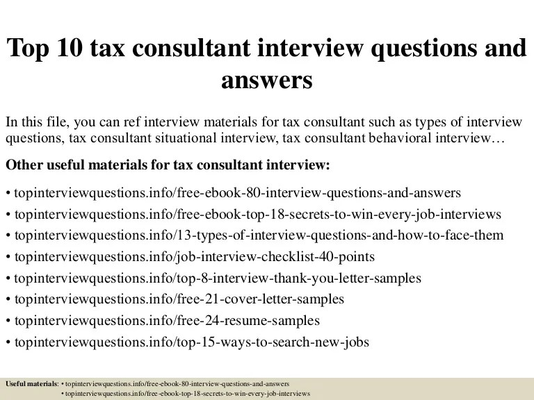 tax consultant resume - Funfpandroid - tax consultant resume
