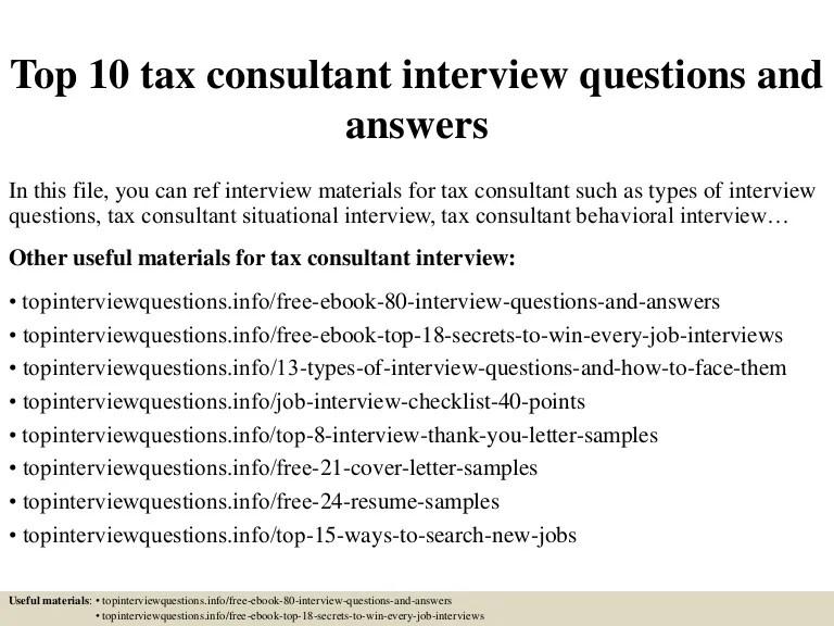 tax consultant resume - Maggilocustdesign - Tax Consultant Resume