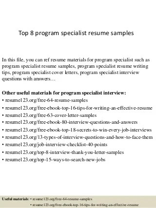 long essay\u0027, research paper - American Theological Library 5 Best - outreach specialist sample resume