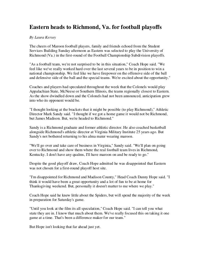 playwriting resume example