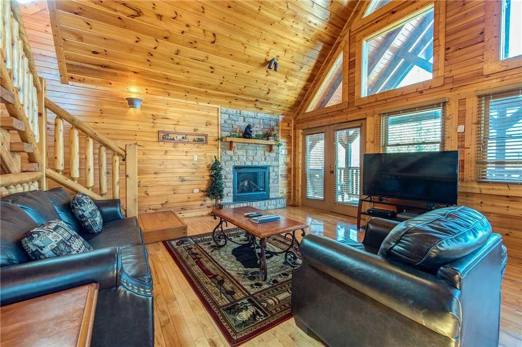 Mountain Dreams Ii Cabin In Gatlinburg W 3 Br Sleeps10