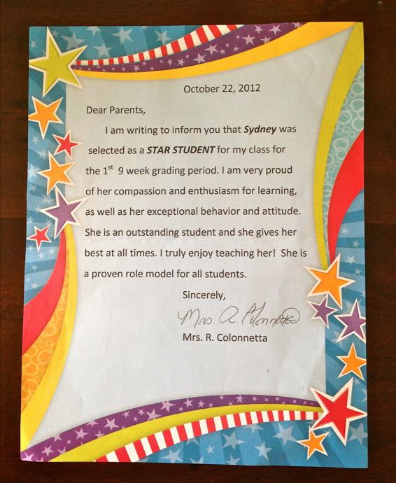 Jen Hatmaker - Dear Teachers Everywhere - letter to students from teacher