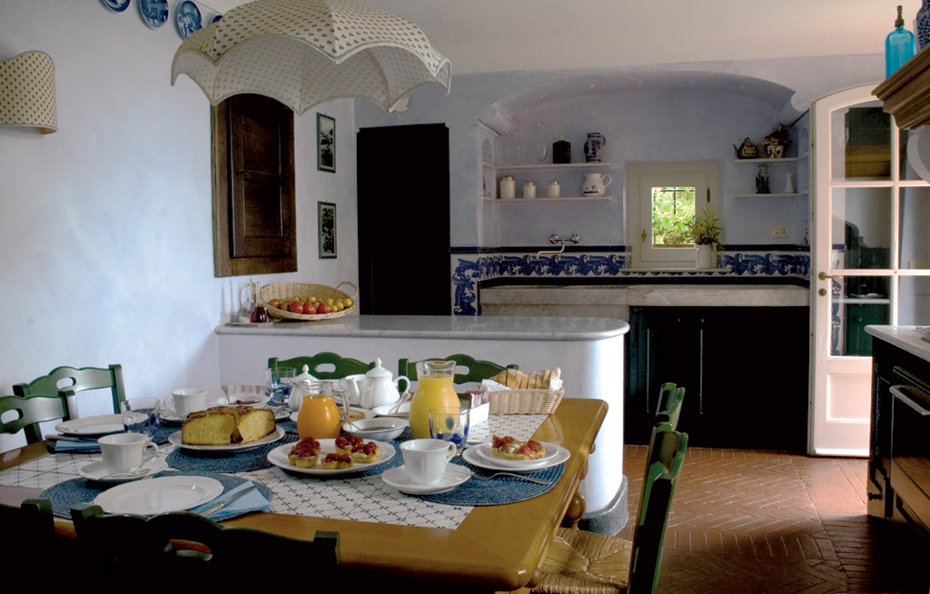 Zwembad Tuin Viva Bed & Breakfast La Natta Di Monte Tabor-bed & Breakfast In