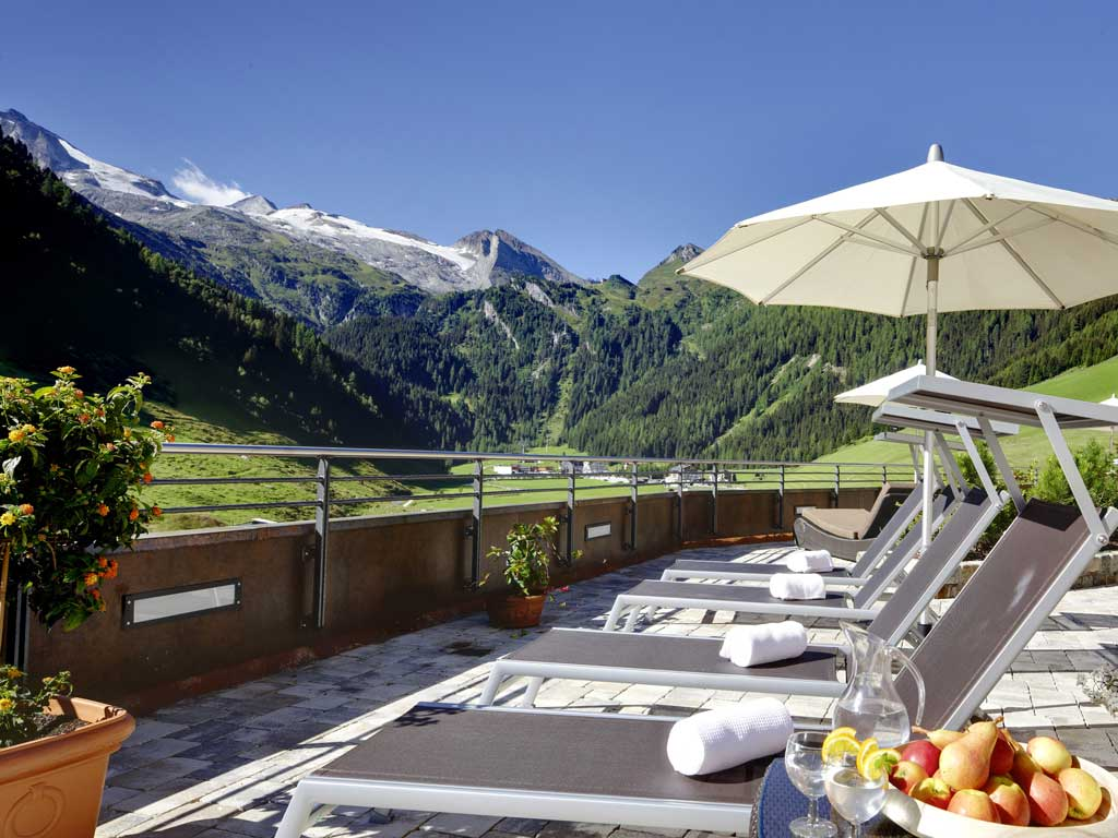 Hotel Met Zwembad Tirol Berghof Crystal Spa And Sports Hotel In Tux Hintertux