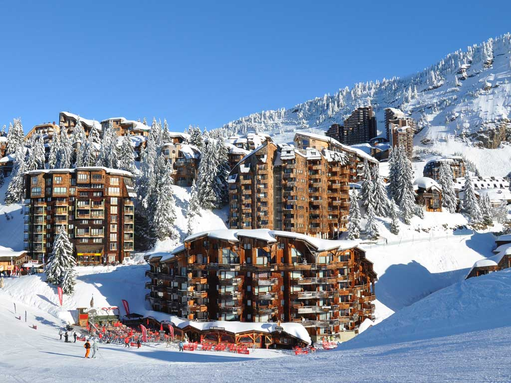 Avoriaz Location Avoriaz Station De Ski