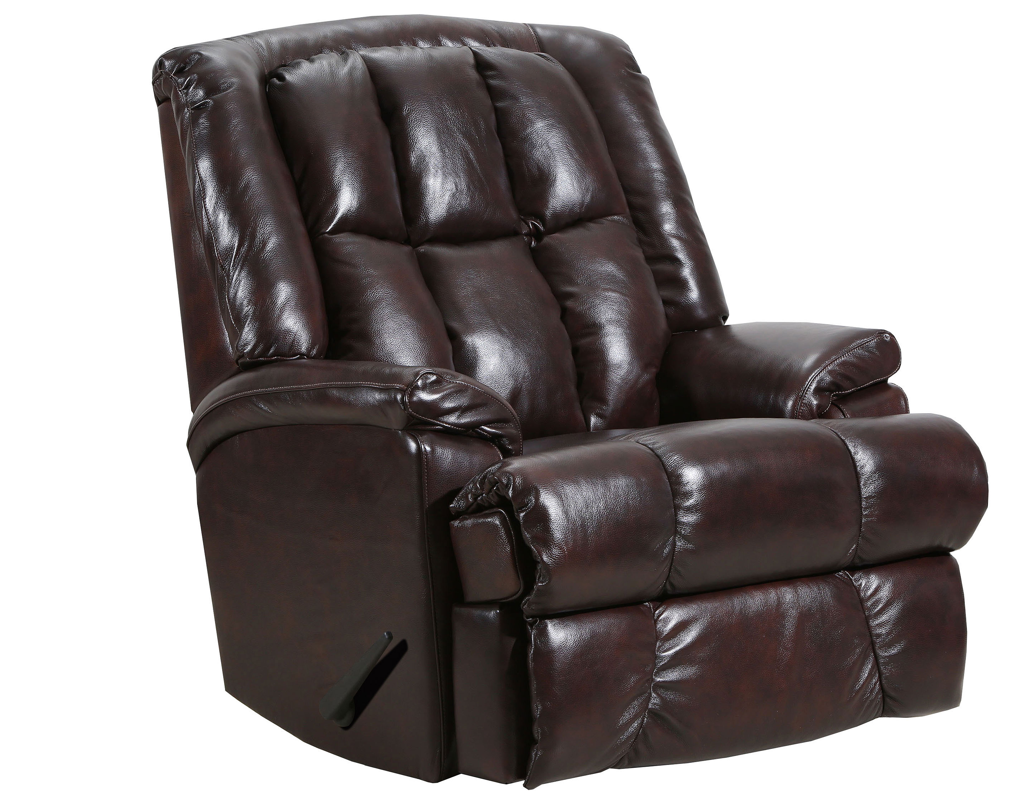 Maximus Big Mans Leather Recliner Rated 500 Sofas And Sectionals