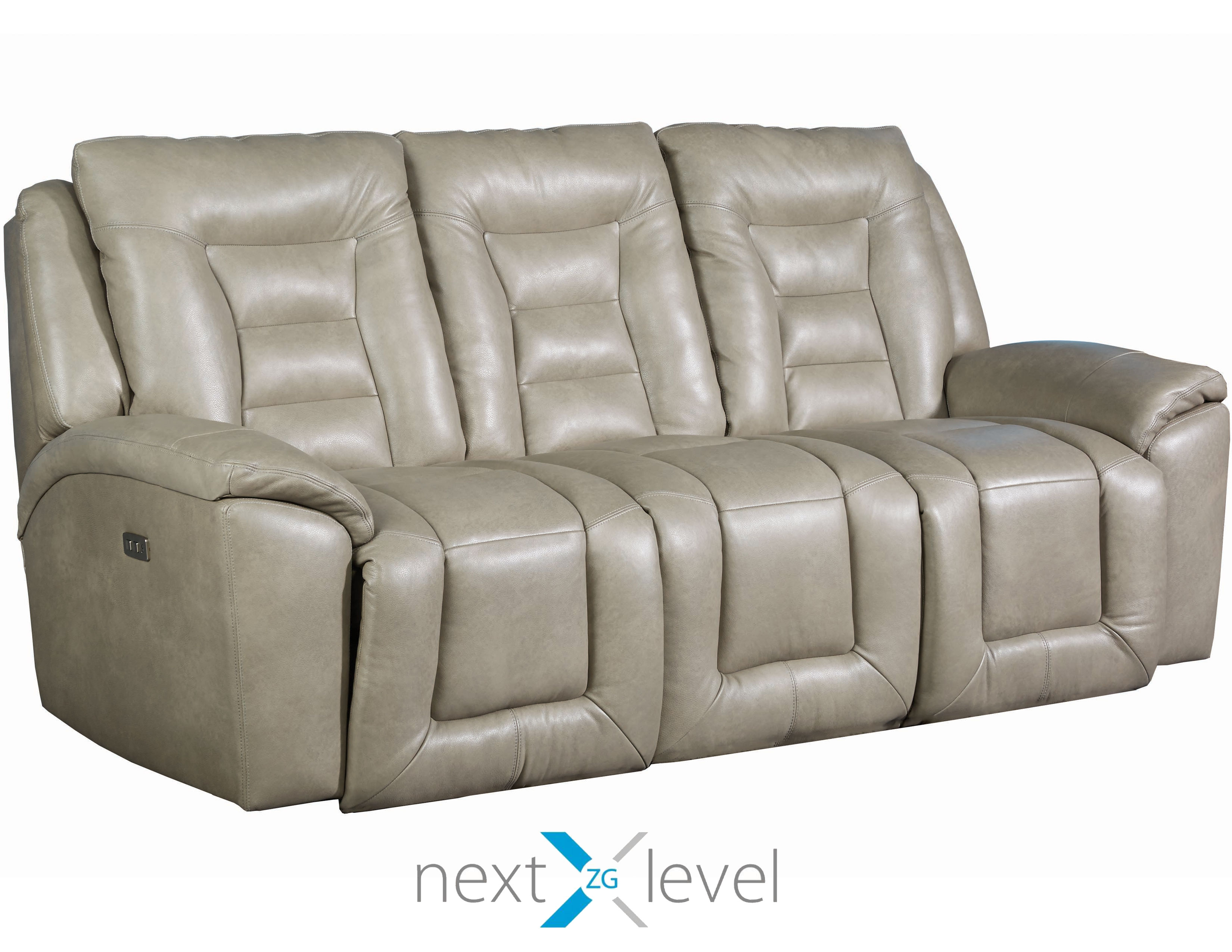 Grid Iron Next Level Zero Gravity Power Sofas And Sectionals