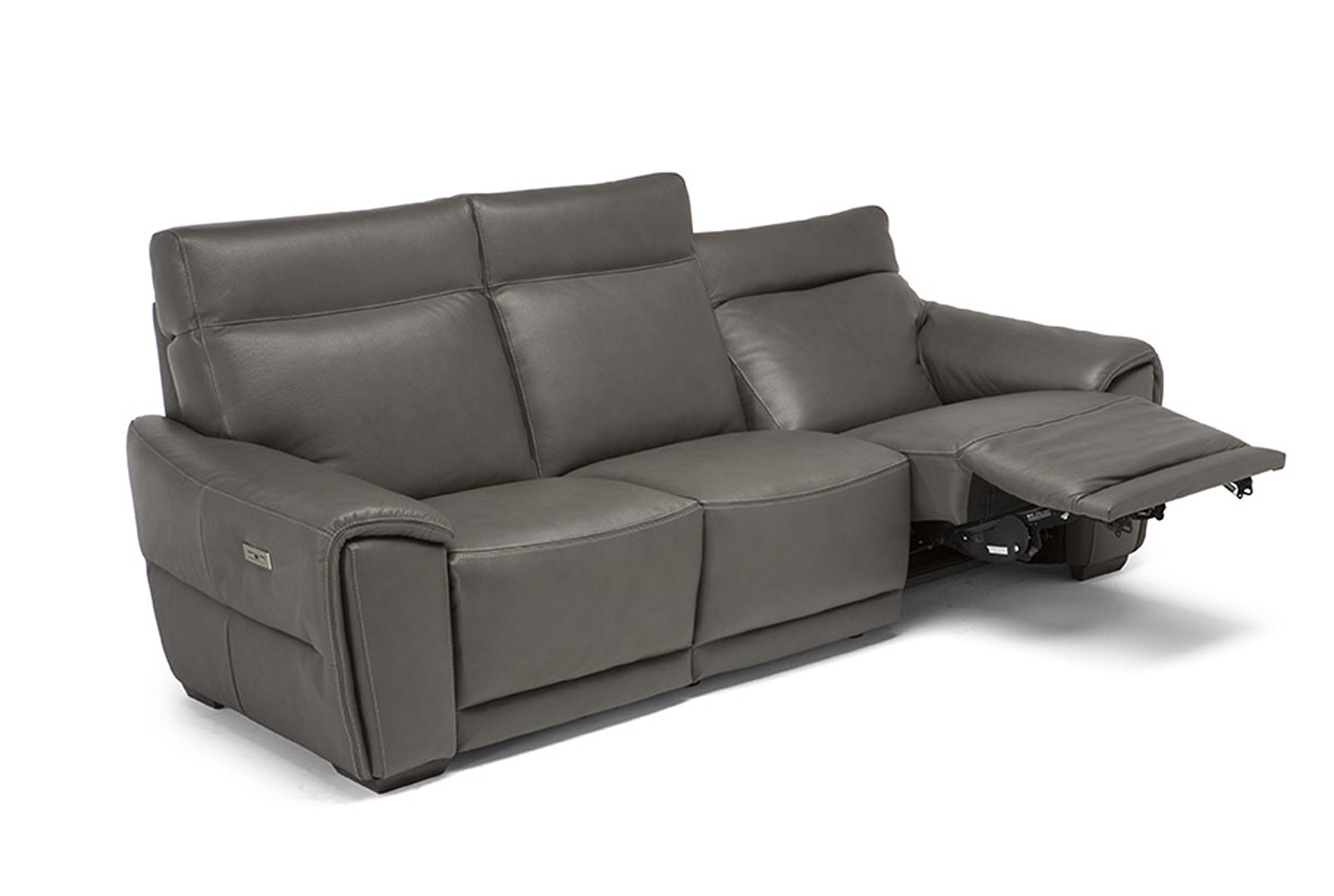 Focus On Furniture Sofa Bed Rispetto C048 100 Top Grain Leather Sofas And Sectionals