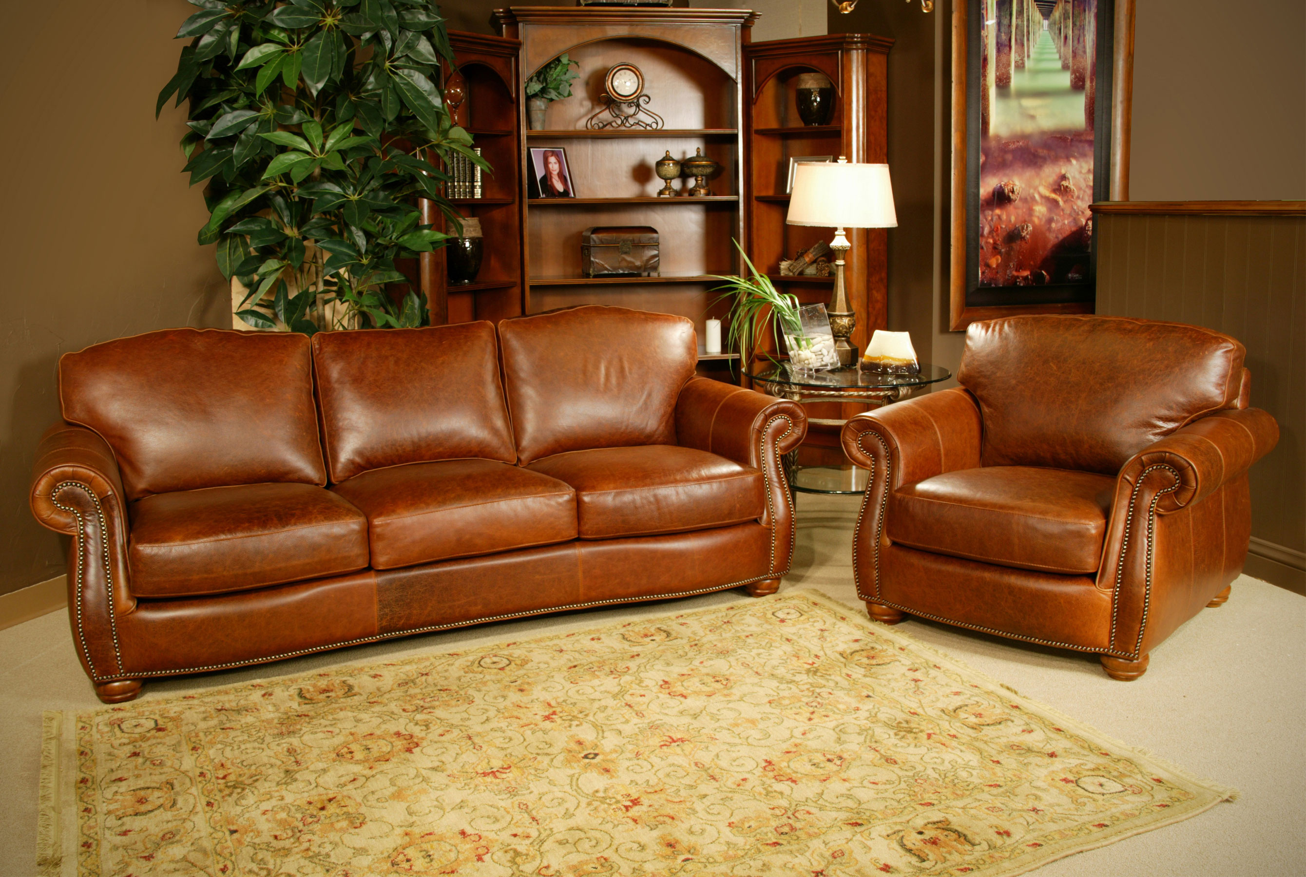 Hunington Furniture Huntington Sofa Collection All Leather Sofas And Sectionals