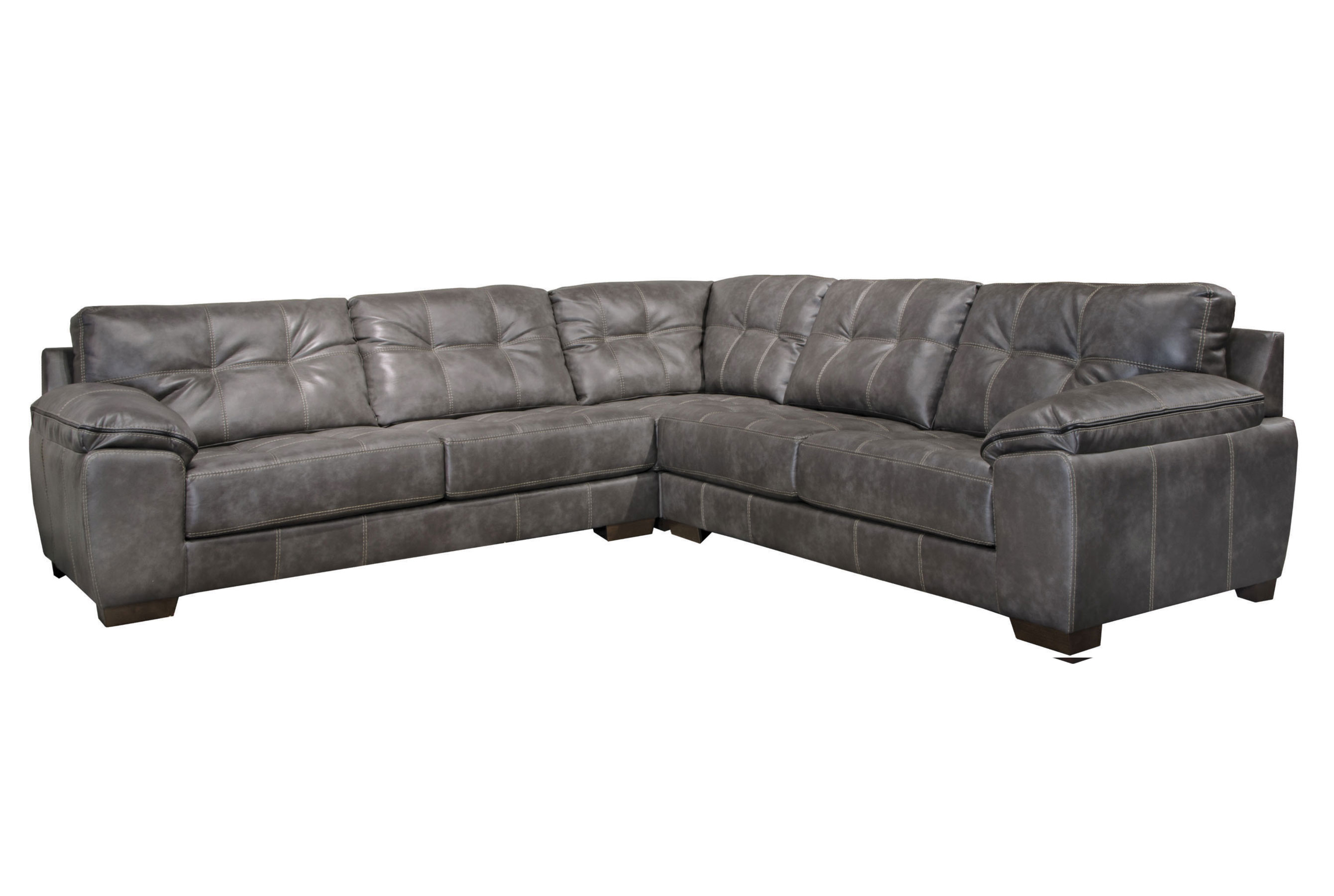 Hudson Sofa Collection Reviews Hudson 3 Piece Sectional Includes Pillows Sofas And