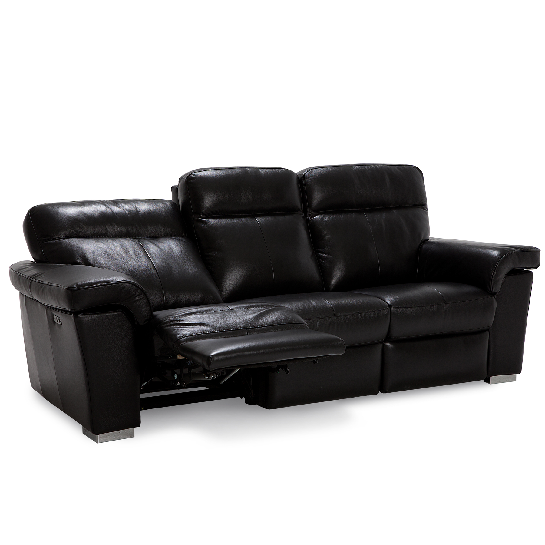 Sofa House Manufacturers Alaska 41070 Reclining Sofa W Power Recline Sofas And Sectionals