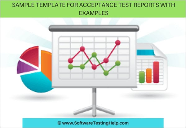 Sample Template for Acceptance Test Report with Examples \u2014 Software - test report template