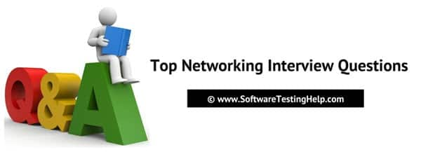 Top 60 Networking Interview Questions and Answers